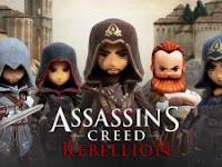 Assassin's Creed Rebellion v1.0.2 Mod APK Latest Version (God Mode/Unlimited Money)