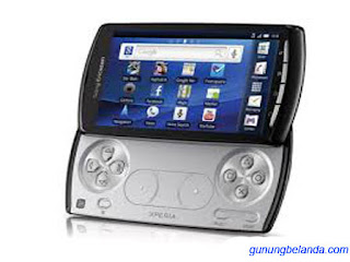 Cara Flashing Sony Ericsson Xperia PLAY R800i