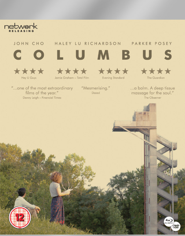 columbus dvd