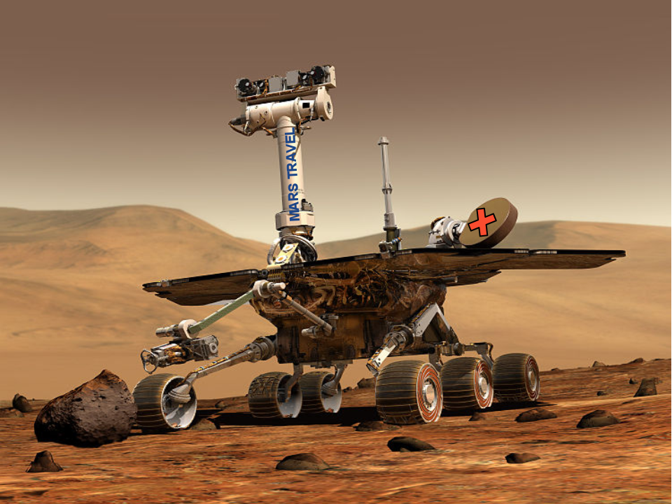 mars rover space mission -#main