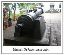 Meriam si Jagur
