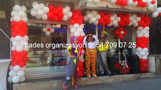 İkramlar açılış organizasyonu izmir