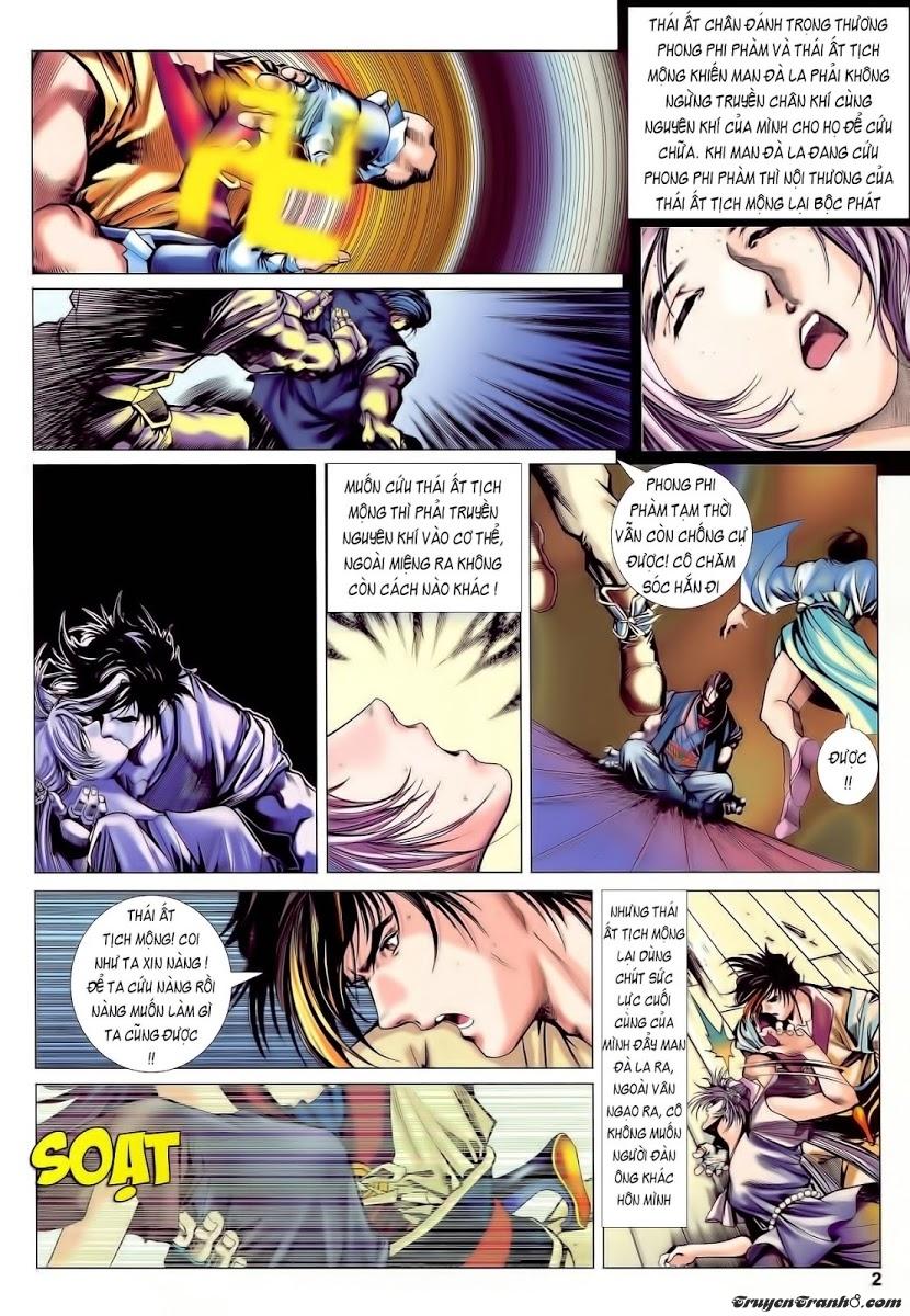 Lục Đạo Thiên Thư chap 19 - Trang 2