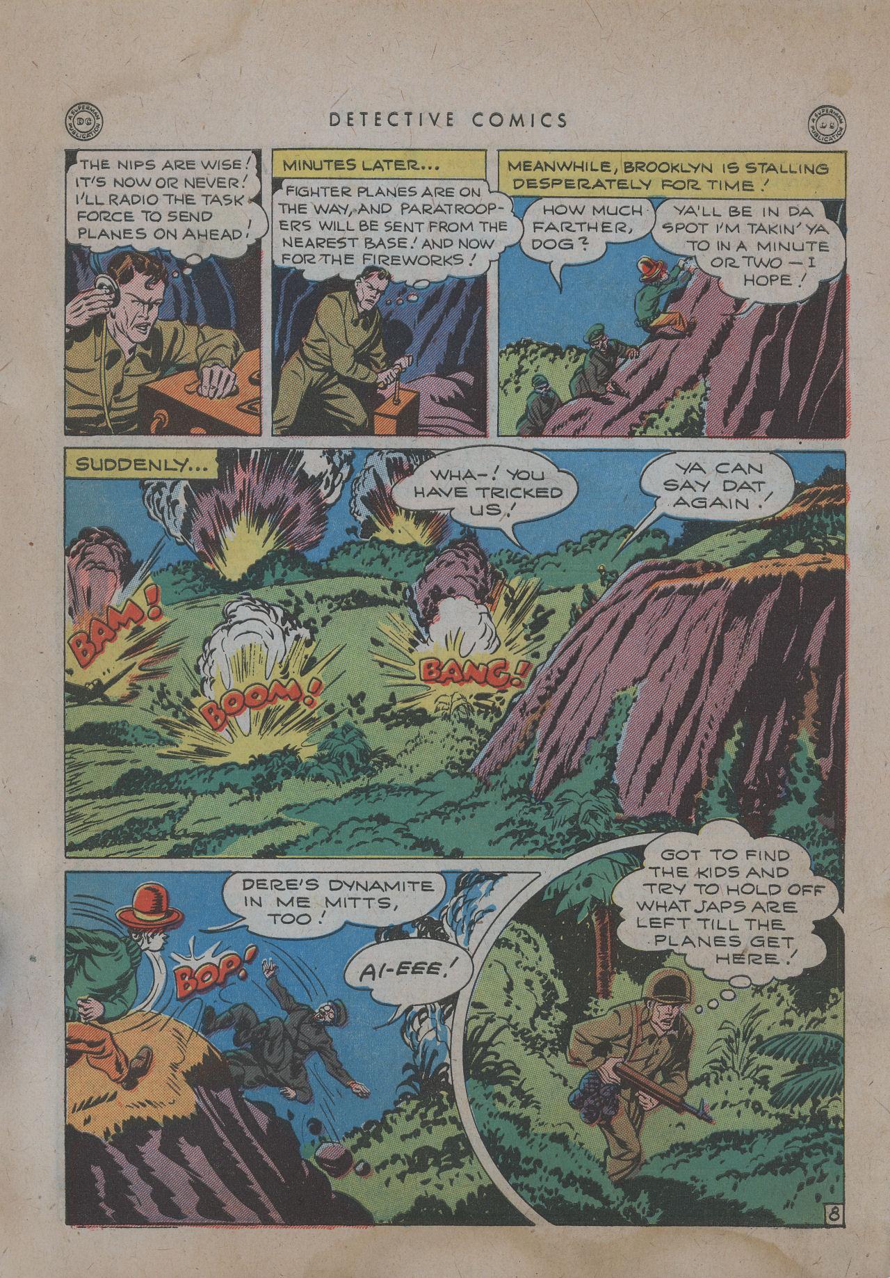 Read online Detective Comics (1937) comic -  Issue #101 - 47
