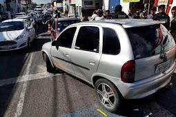 Polícia recupera veículo roubado e prende fugitivo da justiça