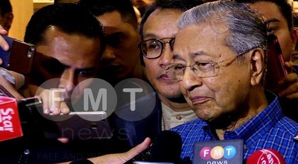 Video : Najib jangan cakap banyak mana duit GST RM19.4 Bilion? Tak sangka Ini cabaran Mahathir pada Najib!