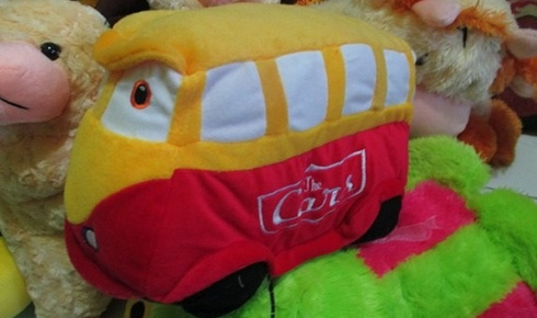 Jual Boneka Bus Murah : Kiddle.ID