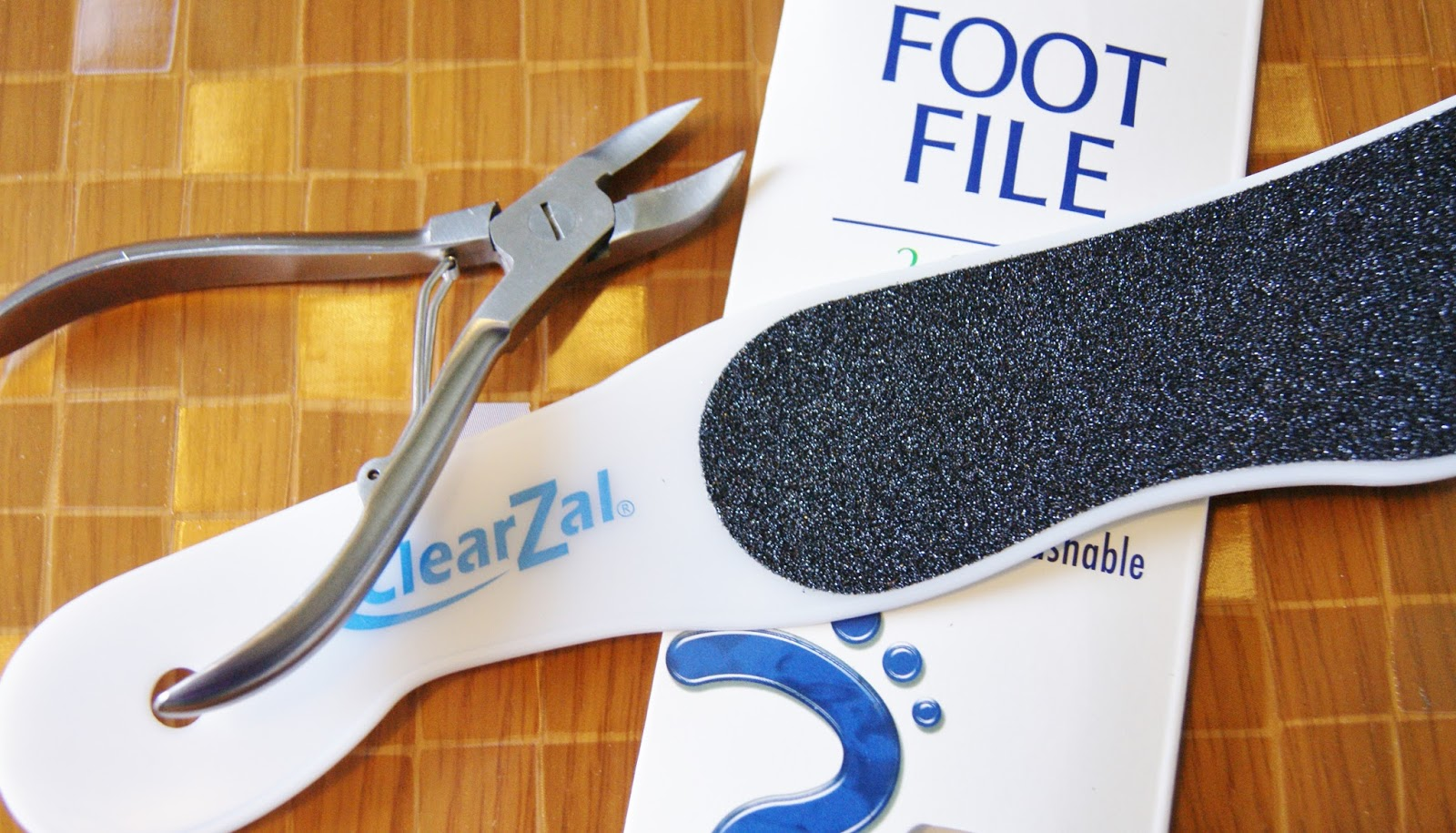 ClearZal Foot File