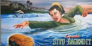 legenda Situ Bagenit Garut