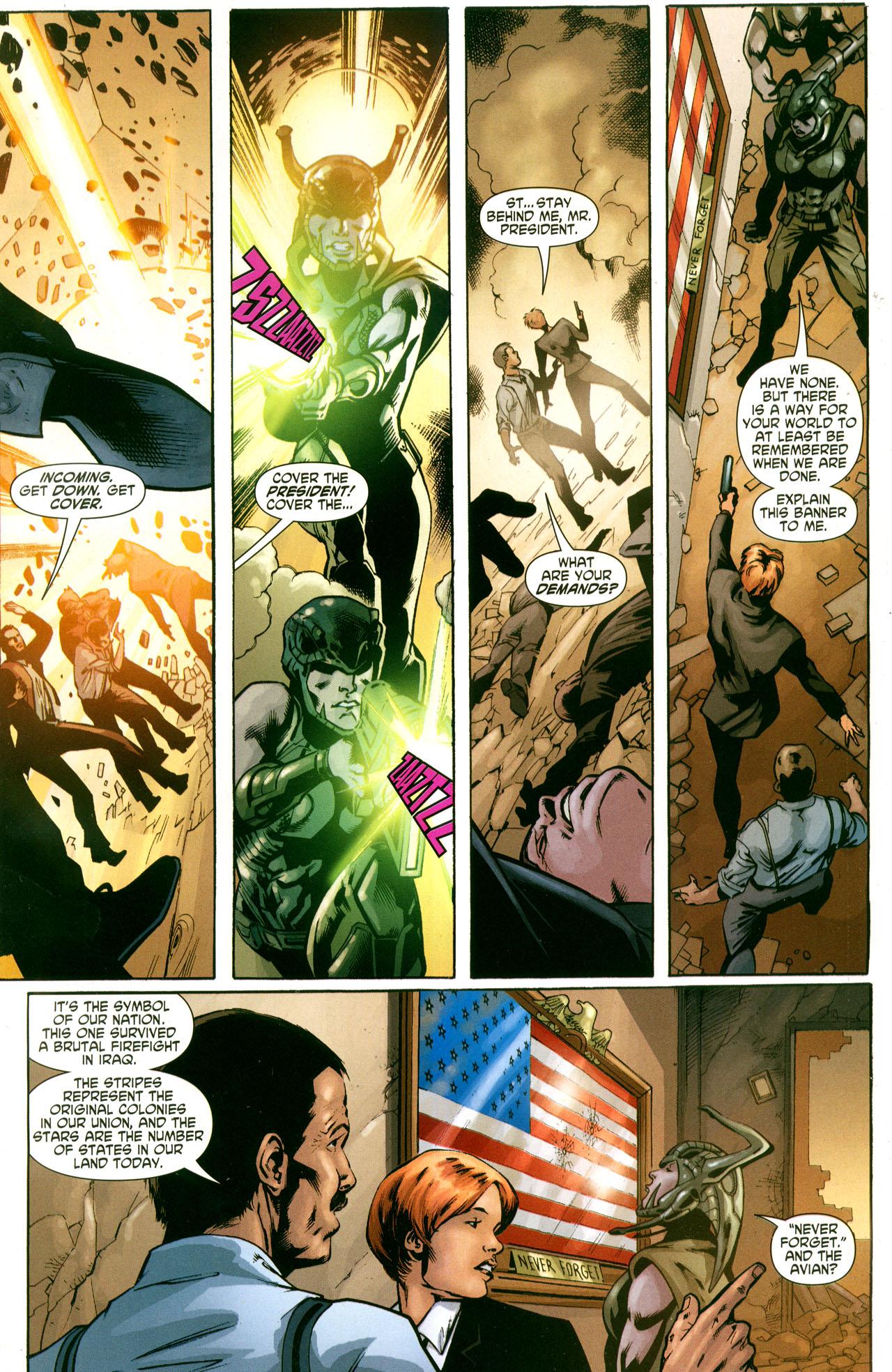 Read online Wonder Woman (2006) comic -  Issue #42 - 19