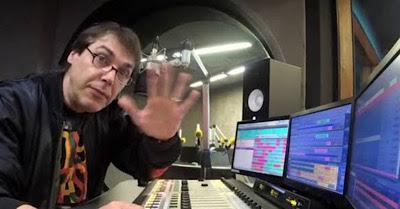 Radialista Banana anuncia em suas redes sociais que vai deixar a Jovem Pan FM
