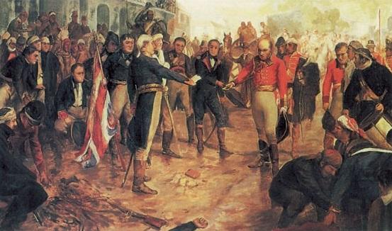 Resultado de imagen para la reconquista de buenos aires 1806