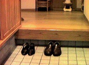 Ikea e momichan toglietevi le scarpe for Casa giapponese