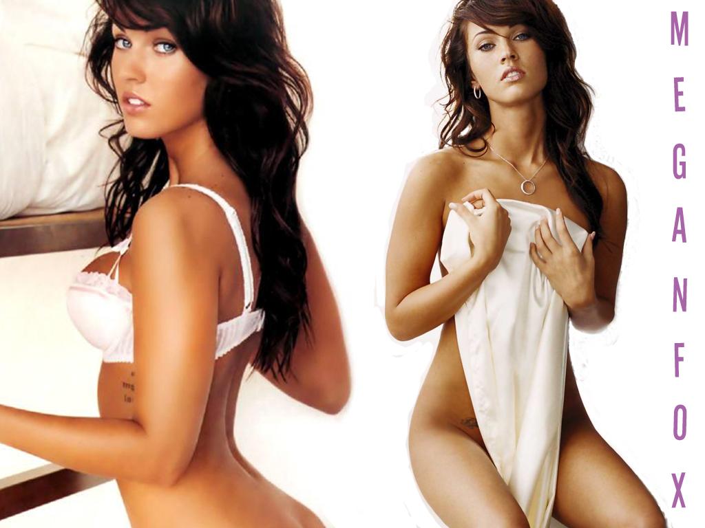 Best Wallpapers Of Megan Fox Nude Scenes