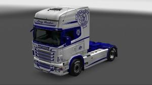 Scania RJL Long Hauler Skin