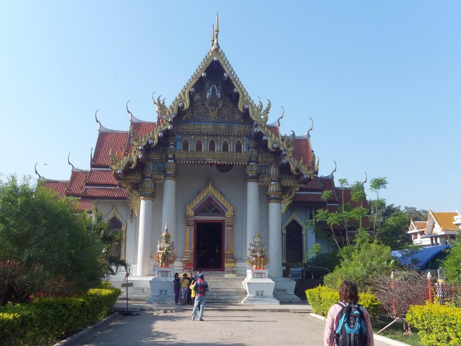 Тайский монастырь в Бодх-Гае