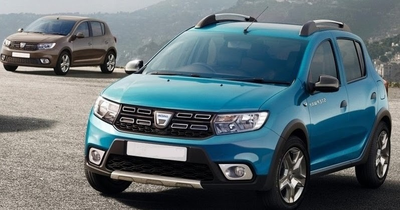 2018 new dacia sandero and dacia logan to make debut in paris motor show car reviews new car. Black Bedroom Furniture Sets. Home Design Ideas