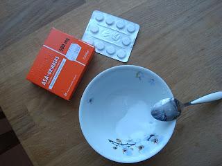 Aspiriinimask näole