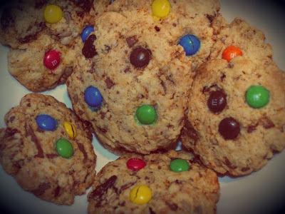 Ciasteczka a'la Piegusy :)