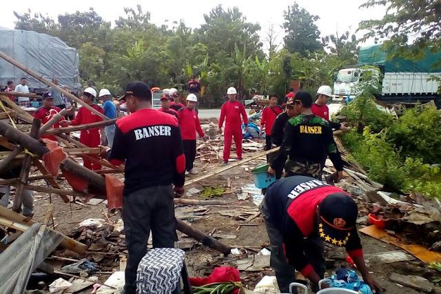 """Jawaban Skak Mat untuk Pembenci NU yang Bertanya """"Ke Mana Banser Saat Terjadi Bencana?"""""""