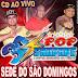 CD (AO VIVO) POP SAUDADE 3D NA SEDE DO SÃO DOMINGOS NO JURUNAS 25/03/2017
