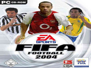 Download FIFA 2004 Game For PC