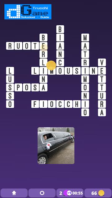 Soluzioni One Clue Crossword livello 3 schema 3 (Cruciverba illustrato)  | Parole e foto