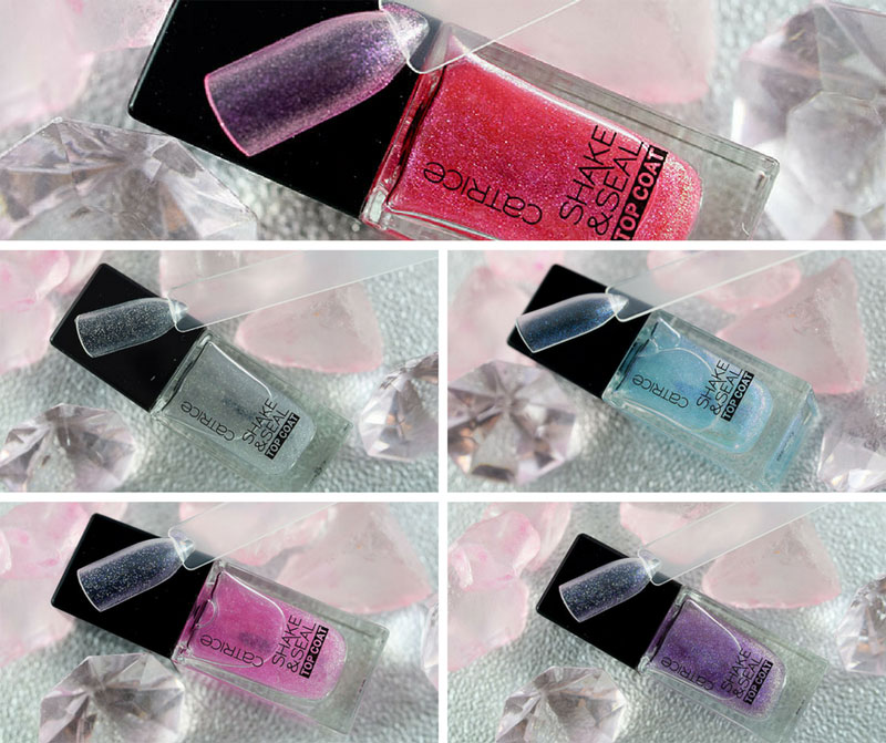 Catrice Shake & Seal Top Coat, Review, Swatches, Catrice neues Sortiement Frühling Sommer 201