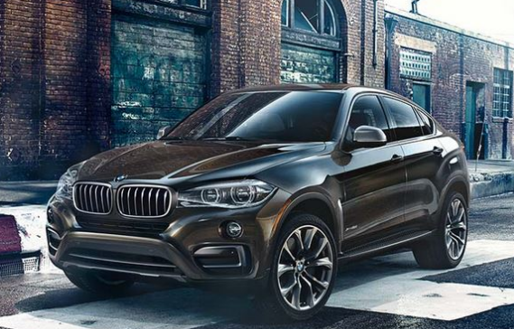 2017 BMW X6 Design