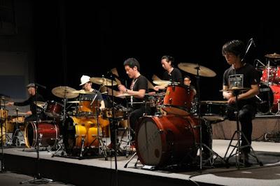 ドラム ワークショップ 6
