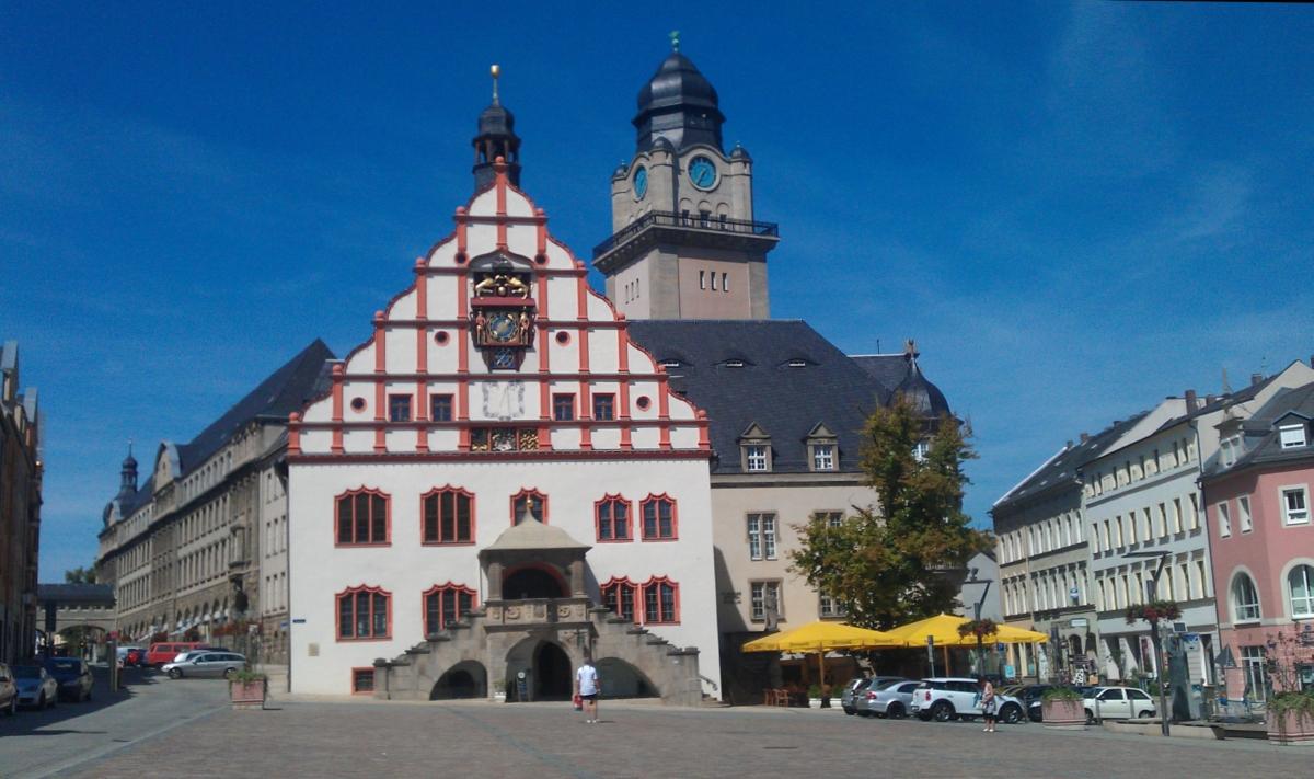 Barbaras Spielwiese - Reiseblog: Plauen im Vogtland
