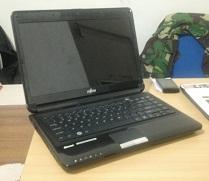 jual laptop 2nd fujitsu lifebook lh530