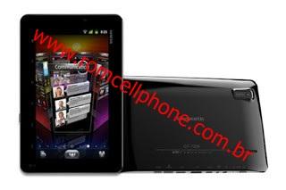 baixar Rom Firmware Smartphone  Original de Fabrica Genesis Tablet GT 7205 Android 2.3 Gingerbread