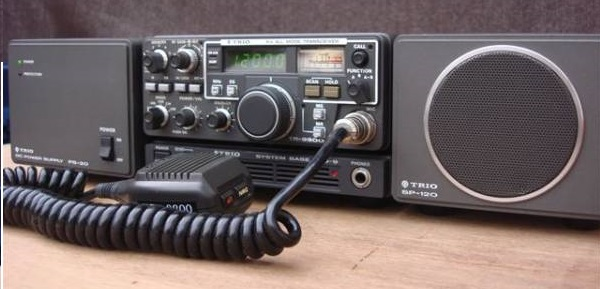 Kenwood Trio TR-9300 Mobile Radio