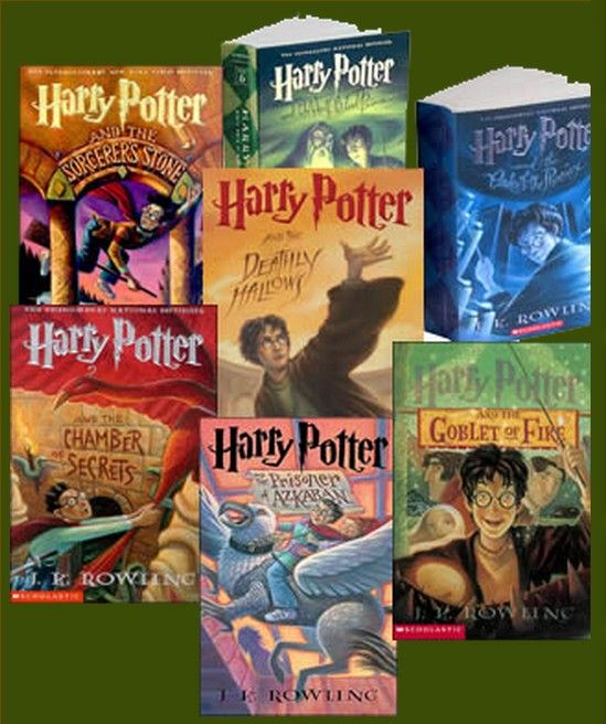 Harry Potter Complete Collection Pdf