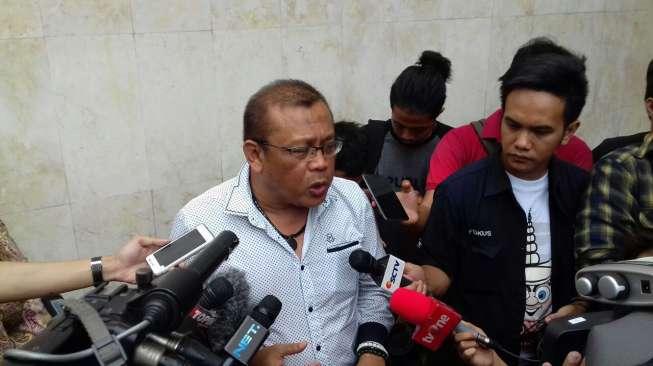 Soal Saracen, Eggy Sudjana Akan Laporkan Seknas Jokowi Dan Ulin Yusron