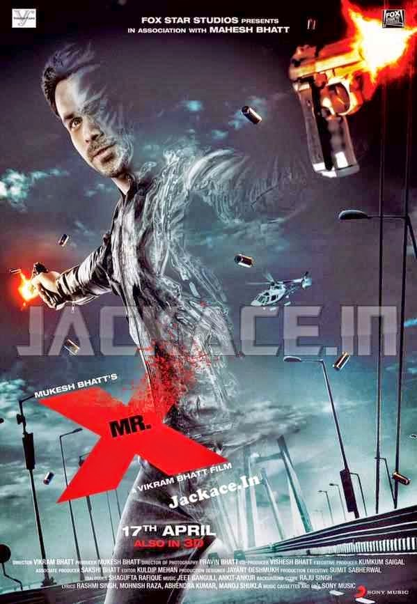 Mr X (2015) Day Wise Box Office Collection