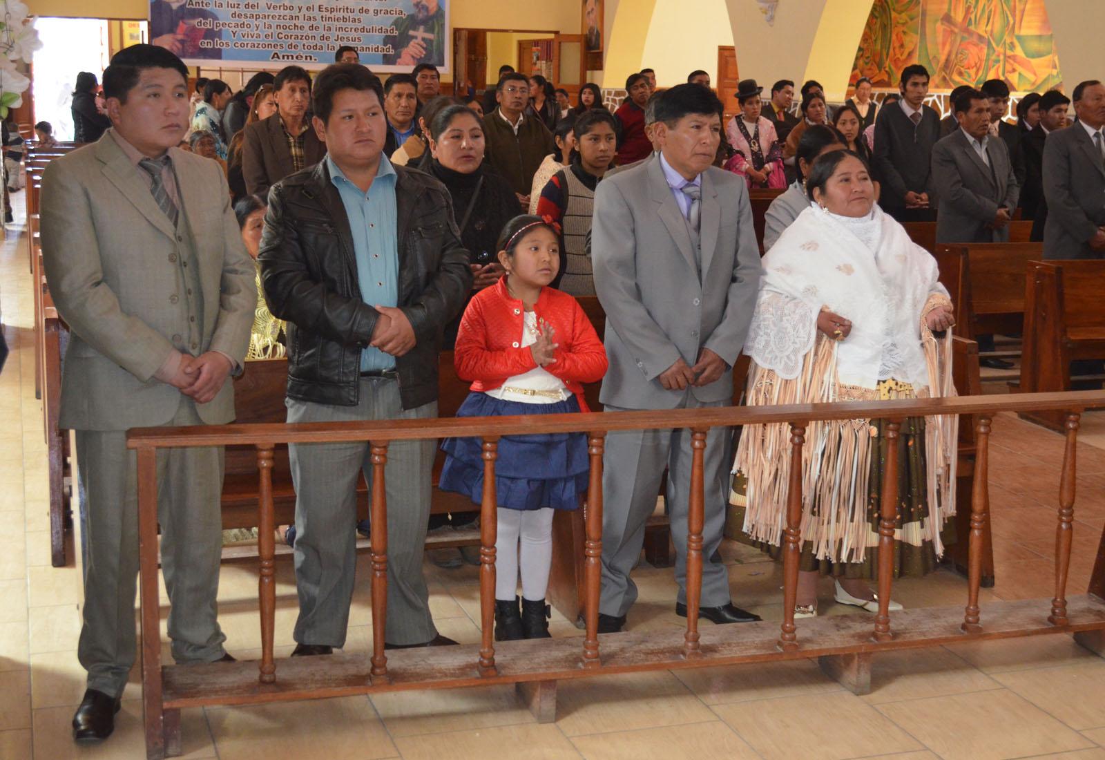 La festividad del Apostol Santiago está muy enraigada en El Alto