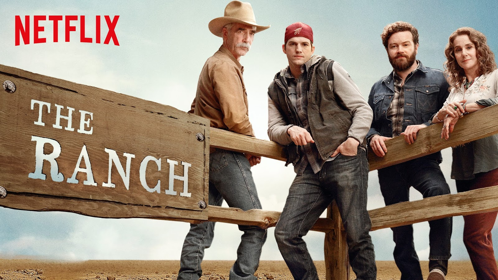 The Ranch, temporada 1 (disponible a partir de 01/04/2016)