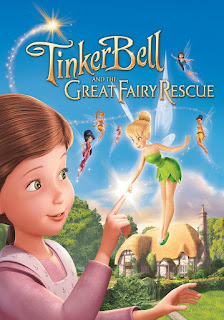 Clopotica si aventurile ei in lumea oamenilor Tinker Bell and the Great Fairy Rescue Desene Animate Online Dublate si Subtitrate in Limba Romana