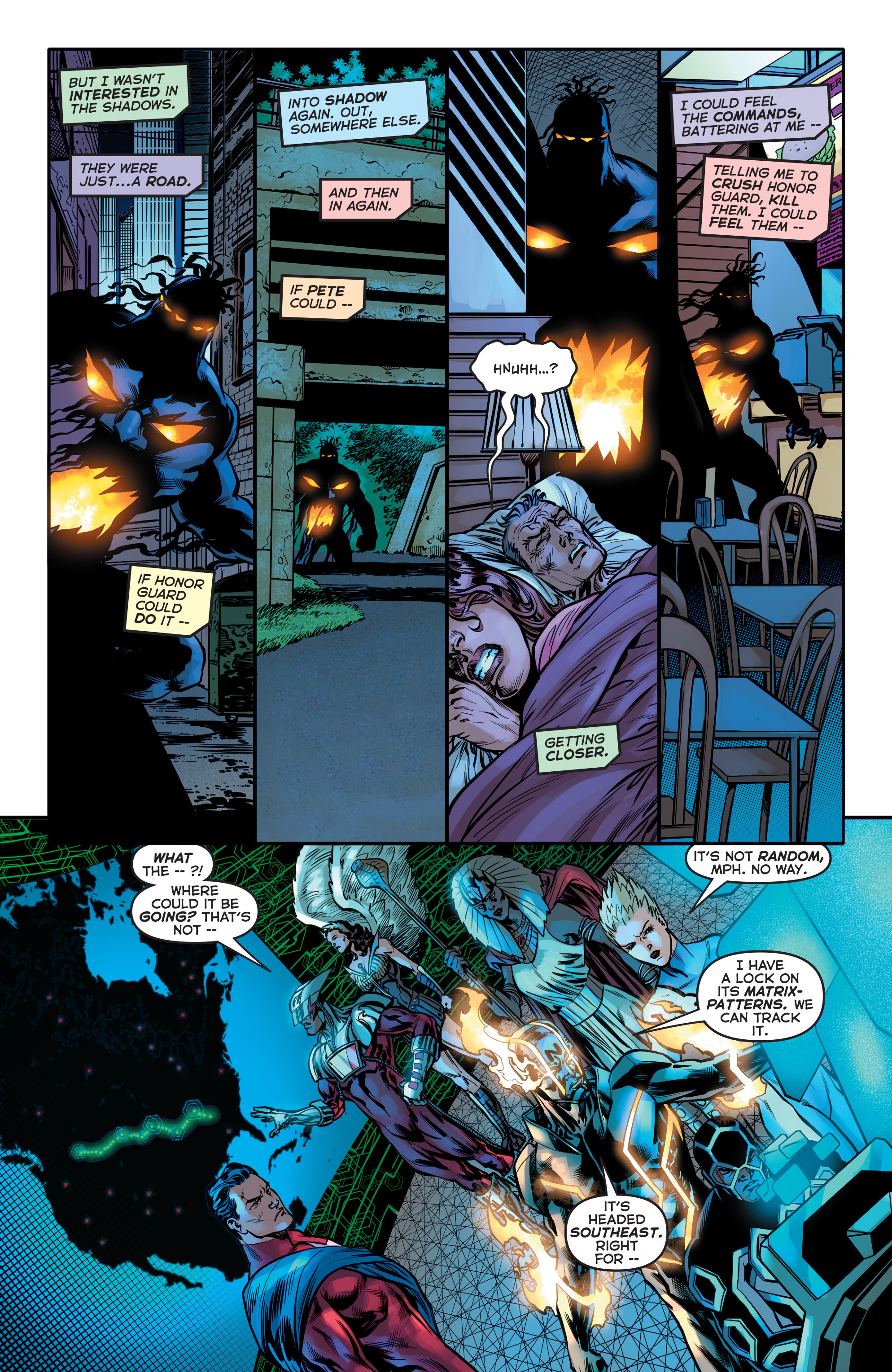 Read online Astro City comic -  Issue #31 - 18