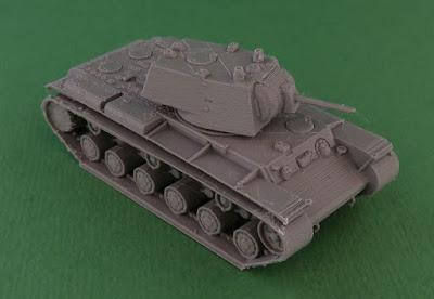 KV-1 Tank picture 2