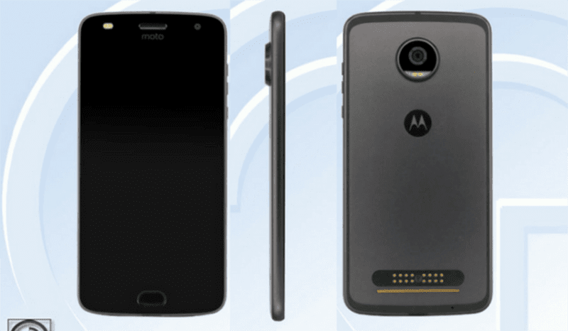 Moto Z2 Play Spotted At TENAA, Will Sport Snapdragon 626 Chip!