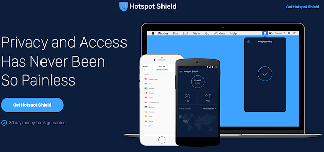 Hotspot Shield 7 Free Download