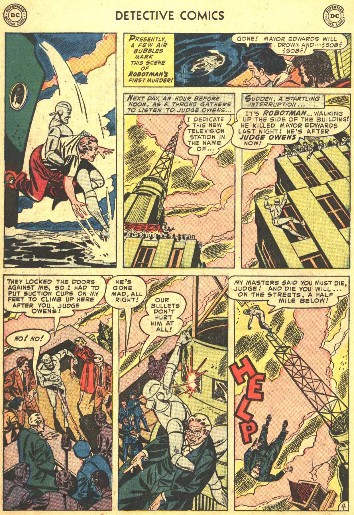 Detective Comics (1937) 198 Page 19