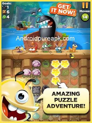 Best Fiends Puzzle Adventure Apk Download Mod+Hack