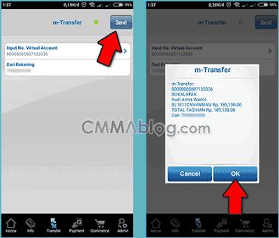 cara pembayaran bca virtual bukalapak