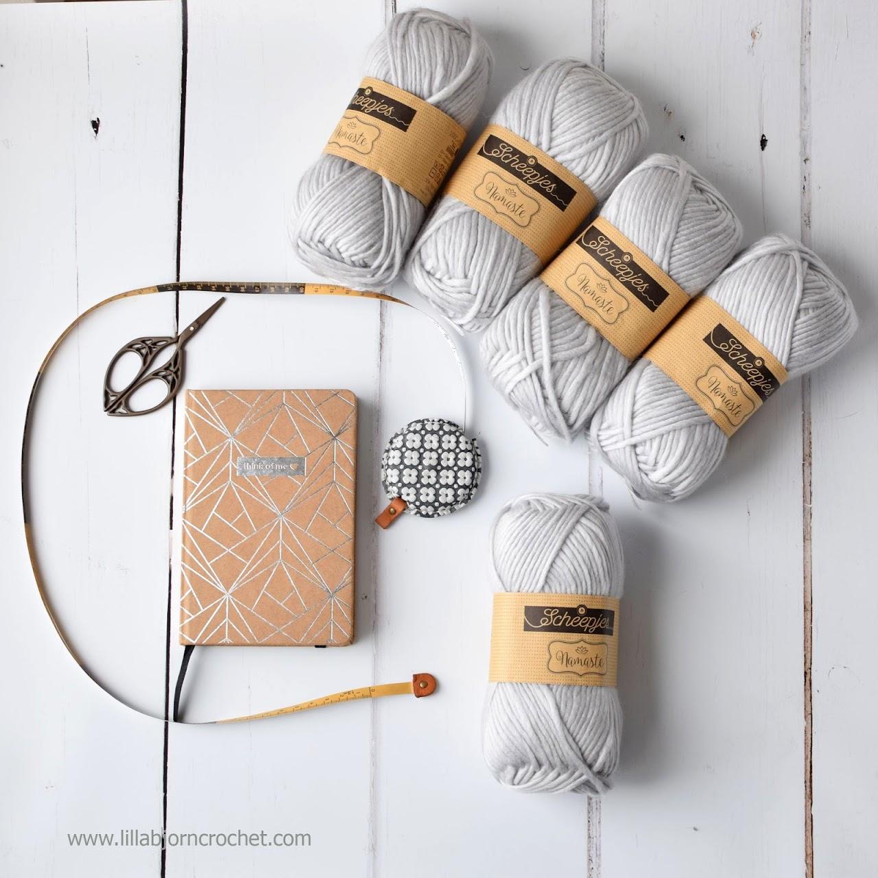 Namaste yarn by Scheepjes