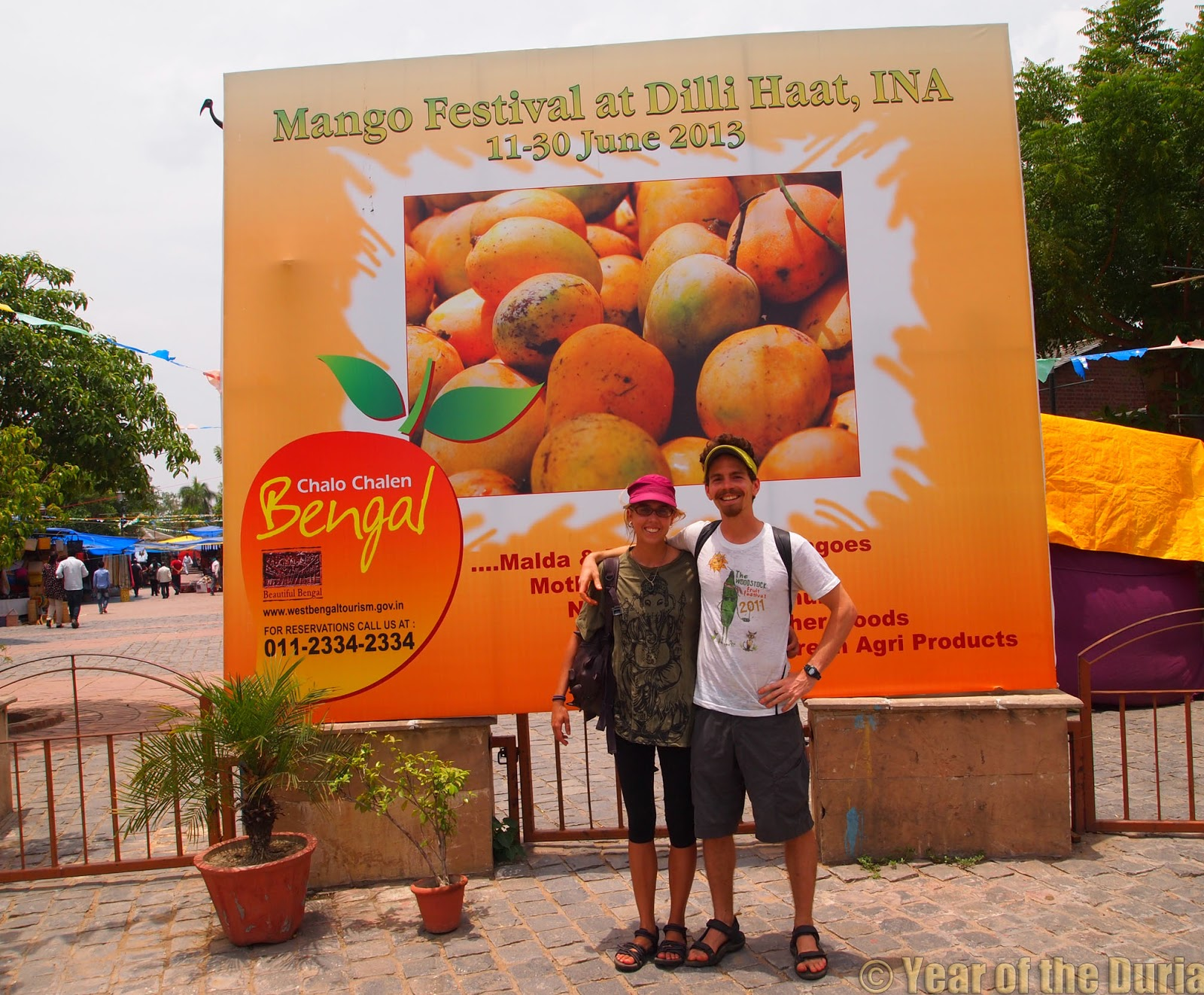 international mango festival photo essay new delhi i was starting to wonder if this mango festival was going to be as disappointing as some of the durian festivals we d ed when a man pointed us inside