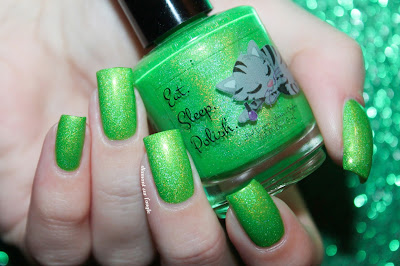 "Swatch ""Don't You Care For Tea"" from Eat Sleep Polish"